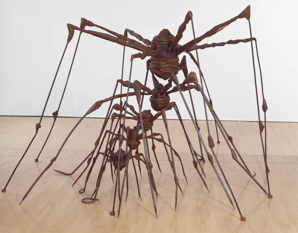 Artwork image, Louise Bourgeois The Nest