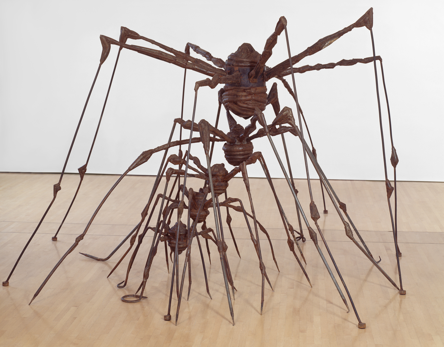 Artwork image, Louise Bourgeois The Nest