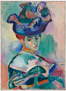 Henri Matisse, Femme au Chapeau (Woman with a Hat)